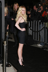"""""""Cloverfield"""" PremiereLindsay Lohan1-16-2008 / Paramount Pictures Lot / Los Angeles, CA / Paramount Pictures / Photo by Max Rodeo - Image 23333_0028"""