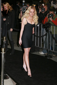 """""""Cloverfield"""" PremiereLindsay Lohan1-16-2008 / Paramount Pictures Lot / Los Angeles, CA / Paramount Pictures / Photo by Max Rodeo - Image 23333_0031"""