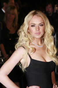 """""""Cloverfield"""" PremiereLindsay Lohan1-16-2008 / Paramount Pictures Lot / Los Angeles, CA / Paramount Pictures / Photo by Max Rodeo - Image 23333_0034"""
