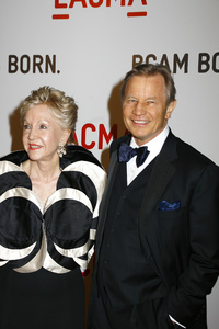 Opening Celebration of the Broad Contemporary Art Museum  Patricia McCallum, Michael York2-9-2008 / LACMA / Los Angeles, CA / Photo by Max Rodeo - Image 23349_0002