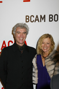 Opening Celebration of the Broad Contemporary Art Museum  David Byrne, Cindy Sherman2-9-2008 / LACMA / Los Angeles, CA / Photo by Max Rodeo - Image 23349_0010