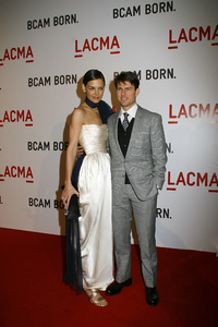 Opening Celebration of the Broad Contemporary Art Museum  Katie Holmes, Tom Cruise2-9-2008 / LACMA / Los Angeles, CA / Photo by Max Rodeo - Image 23349_0035