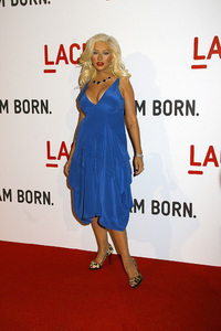 Opening Celebration of the Broad Contemporary Art Museum  Christina Aguilera2-9-2008 / LACMA / Los Angeles, CA / Photo by Max Rodeo - Image 23349_0040