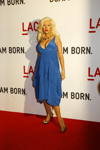 Opening Celebration of the Broad Contemporary Art Museum  Christina Aguilera2-9-2008 / LACMA / Los Angeles, CA / Photo by Max Rodeo - Image 23349_0041