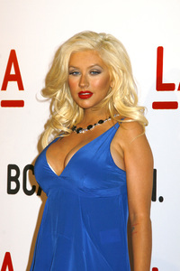 Opening Celebration of the Broad Contemporary Art Museum  Christina Aguilera2-9-2008 / LACMA / Los Angeles, CA / Photo by Max Rodeo - Image 23349_0049