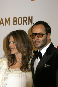 Opening Celebration of the Broad Contemporary Art Museum  Rita Wilson, Tom Ford2-9-2008 / LACMA / Los Angeles, CA / Photo by Max Rodeo - Image 23349_0057