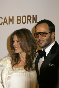 Opening Celebration of the Broad Contemporary Art Museum  Rita Wilson, Tom Ford2-9-2008 / LACMA / Los Angeles, CA / Photo by Max Rodeo - Image 23349_0058