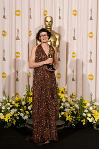 """Academy Awards - 80th Annual"" (Press Room)Alexandra Byrne2-24-2008Photo by Matt Petit © 2008 A.M.P.A.S. - Image 23359_0041"