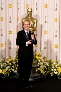 """Academy Awards - 80th Annual"" (Press Room)Brad Bird2-24-2008Photo by Matt Petit © 2008 A.M.P.A.S. - Image 23359_0043"