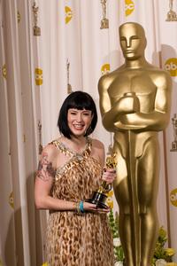 """Academy Awards - 80th Annual"" (Press Room)Diablo Cody2-24-2008Photo by Matt Petit © 2008 A.M.P.A.S. - Image 23359_0064"