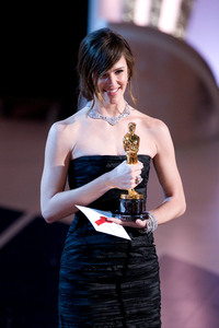 """Academy Awards - 80th Annual"" (Telecast)Jennifer Garner2-24-08Photo by Darren Decker © 2008 A.M.P.A.S. - Image 23359_0090"