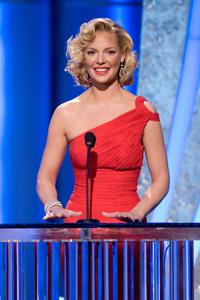 """Academy Awards - 80th Annual"" (Telecast)Katharine Heigl2-24-08Photo by Michael Yada © 2008 A.M.P.A.S. - Image 23359_0095"