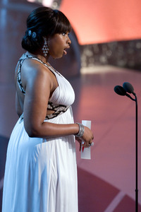 """Academy Awards - 80th Annual"" (Telecast)Jennifer Husdon2-24-08Photo by Darren Decker © 2008 A.M.P.A.S. - Image 23359_0098"