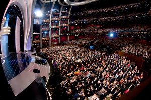"""Academy Awards - 80th Annual"" (Telecast)Jennifer Garner2-24-08Photo by Darren Decker © 2008 A.M.P.A.S. - Image 23359_0114"