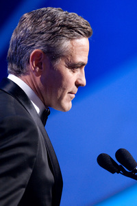 """Academy Awards - 80th Annual"" (Telecast)George Clooney2-24-08Photo by Darren Decker © 2008 A.M.P.A.S. - Image 23359_0118"
