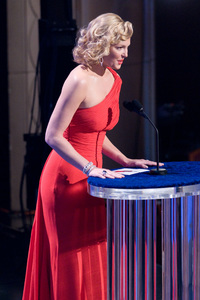 """Academy Awards - 80th Annual"" (Telecast)Katherine Heigl2-24-08Photo by Darren Decker © 2008 A.M.P.A.S. - Image 23359_0120"