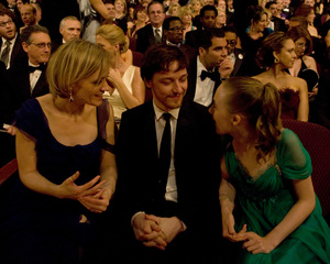"""Academy Awards - 80th Annual"" (Telecast)Anne-Marie Duff, James McAvoy, Saoirse Ronan2-24-08Photo by Greg Harbaugh © 2008 A.M.P.A.S. - Image 23359_0125"