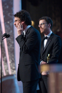 """Academy Awards - 80th Annual"" (Telecast)Joel Coen, Ethan Coen2-24-08Photo by Greg Harbaugh © 2008 A.M.P.A.S. - Image 23359_0131"