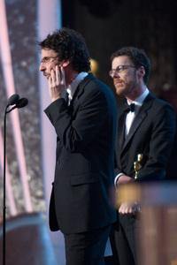 """Academy Awards - 80th Annual"" (Telecast)Joel Coen, Ethan Coen2-24-08Photo by Greg Harbaugh © 2008 A.M.P.A.S. - Image 23359_0131"