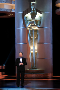 """Academy Awards - 80th Annual"" (Telecast)Jon Stewart2-24-08Photo by Michael Yada © 2008 A.M.P.A.S. - Image 23359_0134"