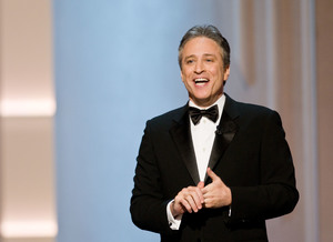 """Academy Awards - 80th Annual"" (Telecast)Jon Stewart2-24-08Photo by Michael Yada © 2008 A.M.P.A.S. - Image 23359_0137"