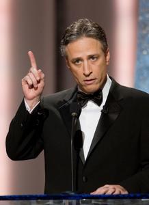 """Academy Awards - 80th Annual"" (Telecast)Jon Stewart2-24-08Photo by Michael Yada © 2008 A.M.P.A.S. - Image 23359_0138"