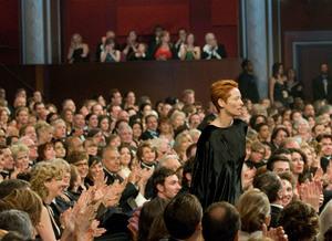 """Academy Awards - 80th Annual"" (Telecast)Tilda Swinton2-24-08Photo by Greg Harbaugh © 2008 A.M.P.A.S. - Image 23359_0141"
