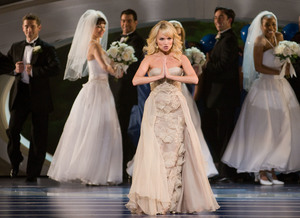 """Academy Awards - 80th Annual"" (Telecast)Kristin Chenoweth2-24-08Photo by Michael Yada © 2008 A.M.P.A.S. - Image 23359_0142"
