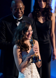 """Academy Awards - 80th Annual"" (Telecast)Forest Whitaker, Marion Cotillard2-24-08Photo by Darren Decker © 2008 A.M.P.A.S. - Image 23359_0144"