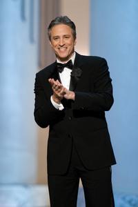 """Academy Awards - 80th Annual"" (Telecast)Jon Stewart2-24-08Photo by Michael Yada © 2008 A.M.P.A.S. - Image 23359_0153"