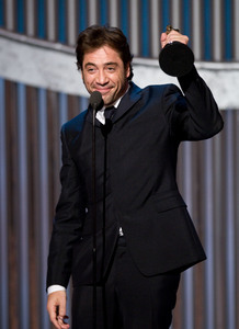 """""""Academy Awards - 80th Annual"""" (Telecast)Javier Bardem2-24-08Photo by Greg Harbaugh © 2008 A.M.P.A.S. - Image 23359_0155"""