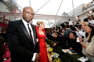 """Academy Awards - 80th Annual"" (Arrivals)Seal, Heidi Klum2-24-08 Photo By Richard Harbaugh © 2008 A.M.P.A.S. - Image 23359_0177"
