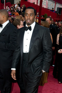 """""""Academy Awards - 80th Annual"""" (Arrivals)Sean Combs2-24-08 Photo By Greg Harbaugh © 2008 A.M.P.A.S. - Image 23359_0183"""