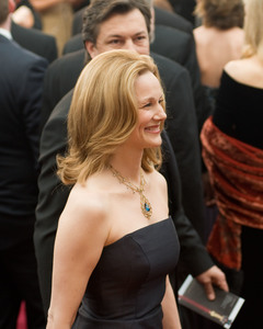 """""""Academy Awards - 80th Annual"""" (Arrivals)Laura Linney2-24-08 Photo By Matt Petit © 2008 A.M.P.A.S. - Image 23359_0198"""