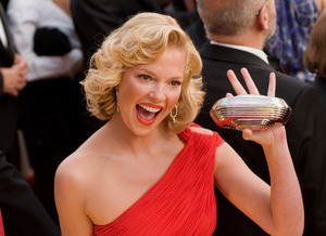 """""""Academy Awards - 80th Annual"""" (Arrivals)Katherine Heigl2-24-08 Photo By Matt Petit © 2008 A.M.P.A.S. - Image 23359_0204"""