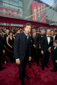 """""""Academy Awards - 80th Annual"""" (Arrivals)Javier Bardem2-24-08 Photo By Richard Harbaugh © 2008 A.M.P.A.S. - Image 23359_0227"""