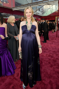 """""""Academy Awards - 80th Annual"""" (Arrivals)Cate Blanchett2-24-08 Photo By Richard Harbaugh © 2008 A.M.P.A.S. - Image 23359_0241"""