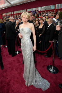 """Academy Awards - 80th Annual"" (Arrivals)Renee Zellweger2-24-08 Photo By Richard Harbaugh © 2008 A.M.P.A.S. - Image 23359_0242"