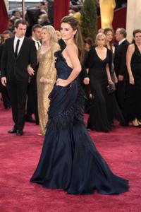 """Academy Awards - 80th Annual"" (Arrivals)Penelope Cruz2-24-08 Photo By Armando Flores © 2008 A.M.P.A.S. - Image 23359_0250"