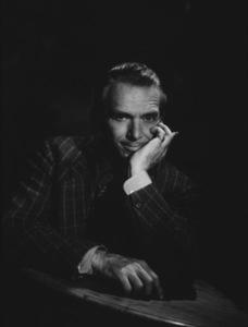 Douglas Fairbanks jr1952 © 1978 Wallace Seawell / MPTV - Image 2336_0062