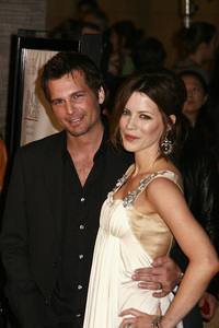 """Snow Angels"" Premiere Len Wiseman, Kate Beckinsale2-28-2008 / Egyptian Theater / Los Angeles, CA / Warner Independent Pictures / Photo by Max Rodeo - Image 23366_0019"