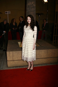 """""""Snow Angels"""" Premiere Olivia Thirlby2-28-2008 / Egyptian Theater / Los Angeles, CA / Warner Independent Pictures / Photo by Max Rodeo - Image 23366_0022"""