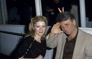 Peter and Shera Falkcirca 1980s© 1980 Gary Lewis - Image 2338_0143