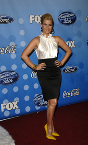 """American Idol Top 12 Party - Arrivals""Kimberly Caldwell 03-06-2008 / Pacific Design Center / West Hollywood, California / Photo by Andrew Howick - Image 23387_0001"