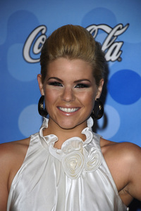 """""""American Idol Top 12 Party - Arrivals""""Kimberly Caldwell 03-06-2008 / Pacific Design Center / West Hollywood, California / Photo by Andrew Howick - Image 23387_0003"""