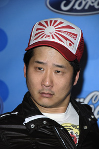 """American Idol Top 12 Party - Arrivals""Bobby Lee03-06-2008 / Pacific Design Center / West Hollywood, California / Photo by Andrew Howick - Image 23387_0009"