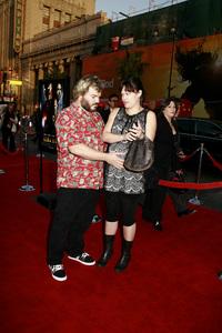 """Iron Man"" PremiereJack Black, Tanya Haden4-30-2008 / Grauman"