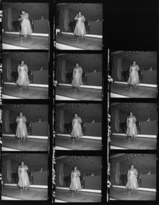 Ella Fitzgerald performing at the Mocambo night club in Los Angeles1955© 1978 David Sutton - Image 2353_0114