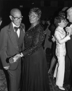 Ella Fitzgerald and Eubie Blakecirca 1980** I.V.M. - Image 2353_0130