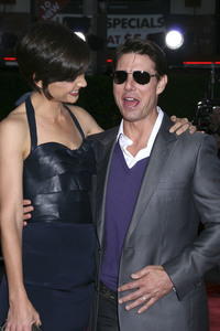 """Tropic Thunder"" PremiereKatie Holmes, Tom Cruise 8-11-2008 / Mann Village Theater / Los Angeles, CA / Dreamworks / Photo by Max Rodeo - Image 23587_0006"